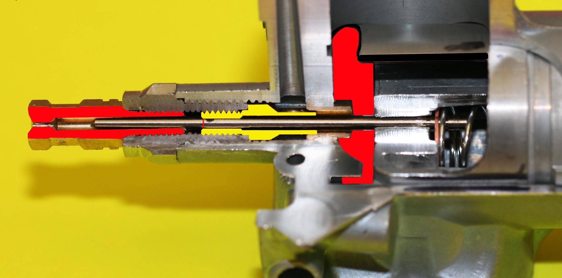 Size 150 AMAL Main Jet